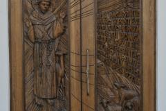 Kauno Šv. Jurgio Kankinio bažnyčios durys