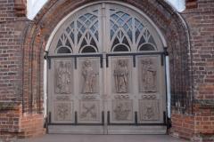 Kauno Arkikatedros Bazilikos durys