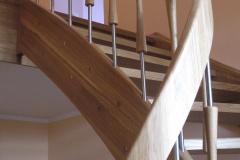 Mediniai laiptai