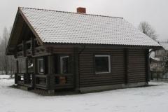 Rąstinis namas