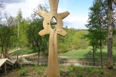 Medinė skulptūra